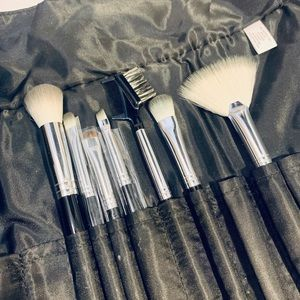 💋 Sephora 7 Piece Make Up Brush Travel Kit